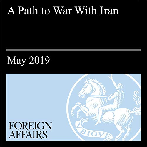 『A Path to War With Iran』のカバーアート