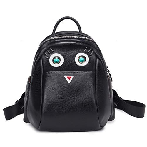 ZLACA Leather Shoulder Bag Female Korean Version of The Tide Leather...