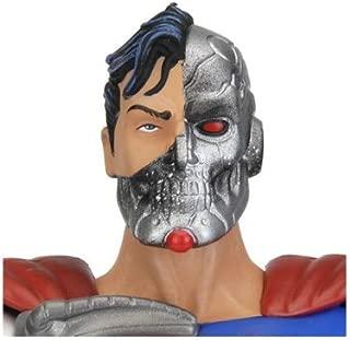 DC Superheroes Special 12 Edition > Cyborg Superman Action Figure