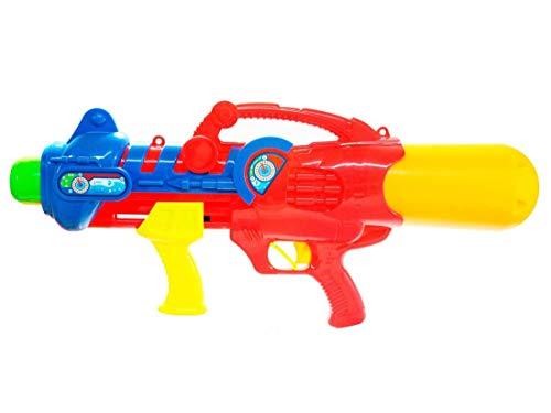 VICTORIA PARTY Pistola Agua Metralleta 64x10x27cm
