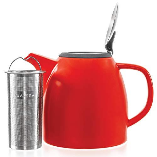 Bollitore da tè per Fornello in Acciaio Inossidabile con Filtro, Impugnatura Ergonomica Resistente al Calore, Teiera per Cucina E Sala da Pranzo 1,5 L (Colore: Argento, Dimensioni: 1,5