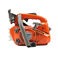 Free shipping by faster courier, takes less than 10 days for you to receive it. 25.4cc JonCutter Prowler Puppy Top Handle Arborist Gasoline Chainsaw Power Head Without Saw Chain and blade Type: JonCutter G2500 chainsaw power head Displacement: 25.4cc...