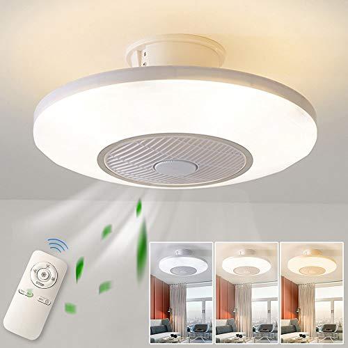 Luz del ventilador de techo,moderna LED