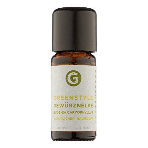 Gewürznelke (10ml) - 100% naturreines, ätherisches Nelkenöl von greenstyle