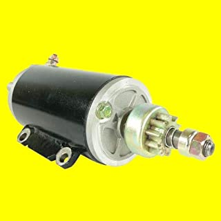 Db Electrical Sab0062 Johnson Omc Marine Outboard Starter For 80 85 90 100 112 115 120 125 130 135 140, 385529, 386465, 389380, 389954, 391554, 585051,585057, 585196, 586282, 586283
