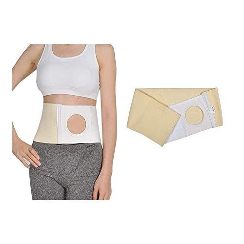 Kolostomie Gürtel, Stoma-Hernie Gürtel Unisex Stoma Unterstützung Stoma Binder Hüftgürtel Anzug for Kolostomie Patienten Parastomalhernie zu verhindern (Size : XL)