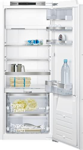 Siemens KI52FADF0 iQ700 Einbau-Kühlschrank mit Gefrierfach / F / 219 kWh/Jahr / 204 l / hyperFresh Plus / LED Beleuchtung / superCooling
