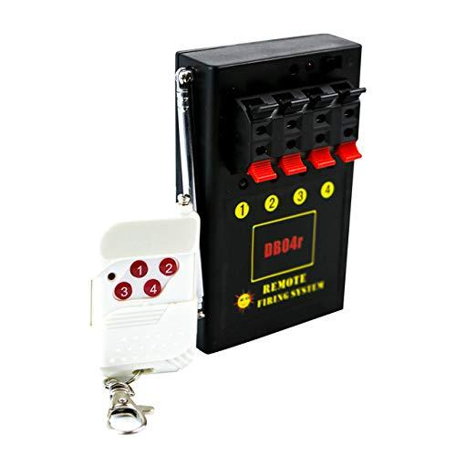 Sistema di accensione radio a 4 canali, impianto di accensione radio, pirotecnica