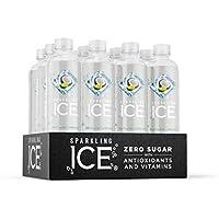 12-Pack Sparkling Ice Coconut Limeade Sparkling Water, 17 fl oz
