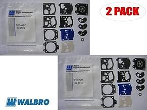 Walbro D10-WAT Gasket&Diaphragm Kit for Stihl 031AV (2 Pack)