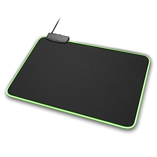 Sharkoon 1337 RGB Medium Gaming Surface