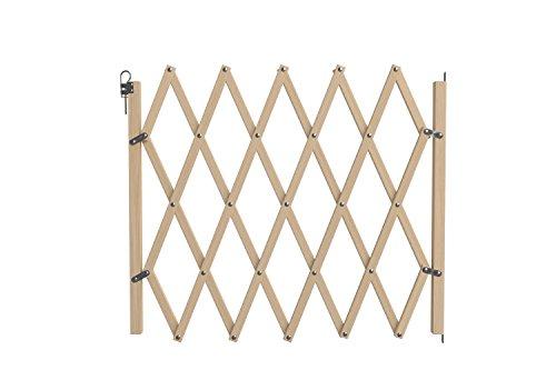 Nordlinger Pro 742000Stop\'Fix–Barrera para animales de madera extensible