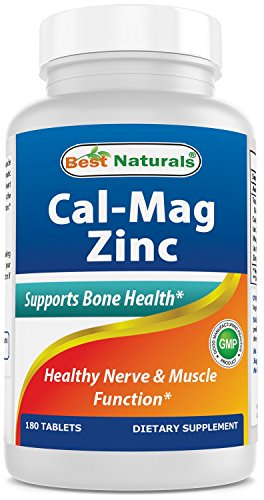 Supports bone and immune health Calcium is the primary mineral responsible for bone strength, magnesium is essential for proper bone mineralization, and zinc is involved in the synthesis of collagen in bone tissue May reduce the risk of osteoporosis ...