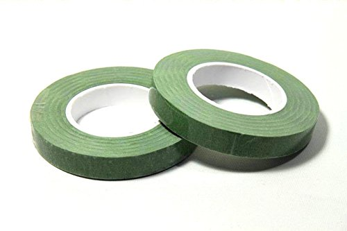 Floristenband mittelgrün / Floral Tape medium green