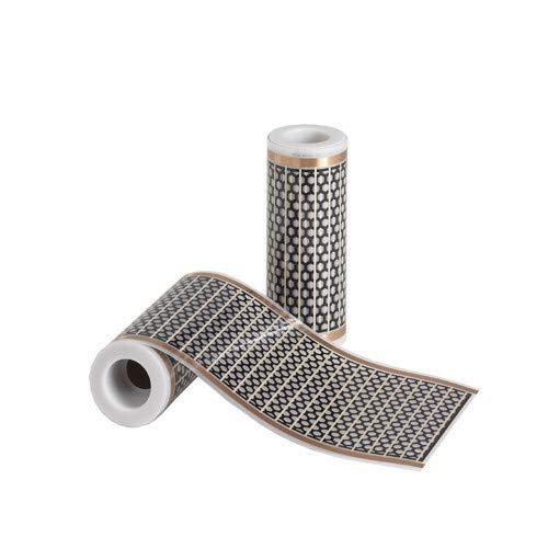 Infrarot Heizfolie 12V/DC 0,3x1m elektrische Fußbodenheizung Karbon Wärmefolie