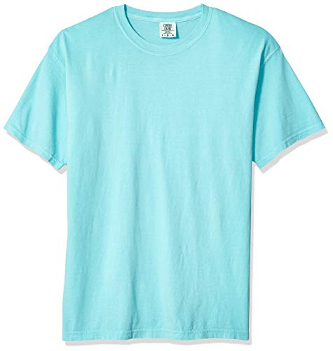 Comfort Colors Men's Adult Short Sleeve Tee, Style 1717, Chalky Mint, X-Large