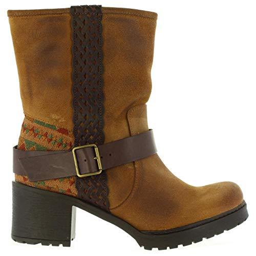 MTNG Boots für Damen 93953 C18446 Ser Whisky Schuhgröße 40