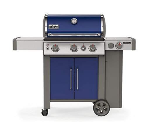 barbecue gas weber genesis Weber Barbecue a Gas Genesis II EP-335 GBS Ocean Blu
