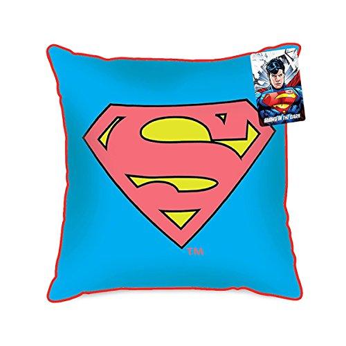 Cojin Cuadrado Superman 35x35cm