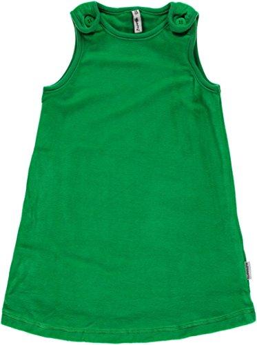 maxomorra Velours Kleid grün