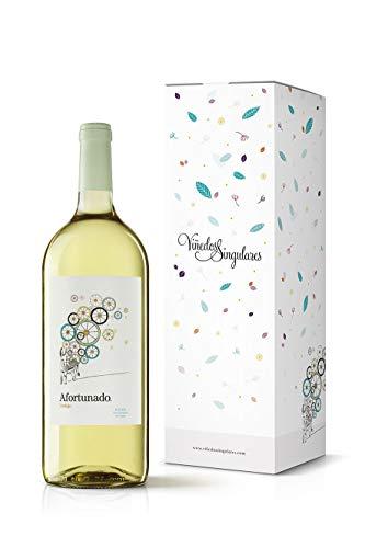 Viñedos Singulares Afortunado Verdejo 2019 Blanco Vino Mágnum Estuchado - 1500 ml