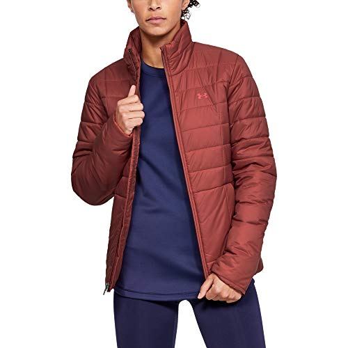 Under Armour Damen Jacke Armour Insulated Jacket, Rosa, MD, 1342812-692