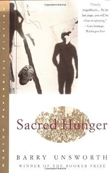 Paperback Sacred Hunger Book