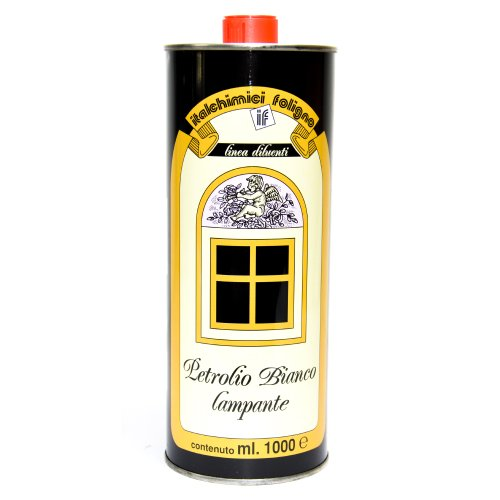 Petrolio bianco lampante per lanterne candele diluente vernici 1000ml 52939
