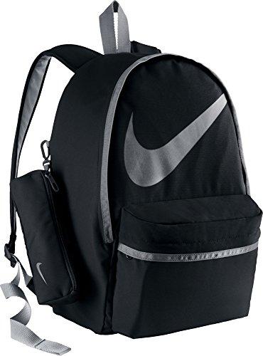 Nike Young Athletes Halfday Kinder-Rucksack, Mehrfarbig(Black/Cool Grey/Black)Einheitsgröße