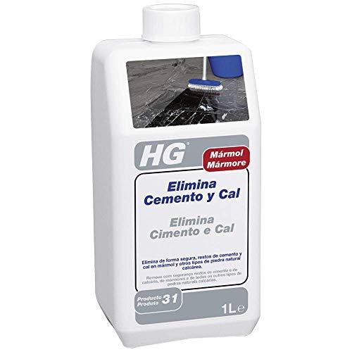HG 216100130 1 L-Elimina el Cemento y la Cal de Forma Segura en la Piedra Natural, 1000 ml