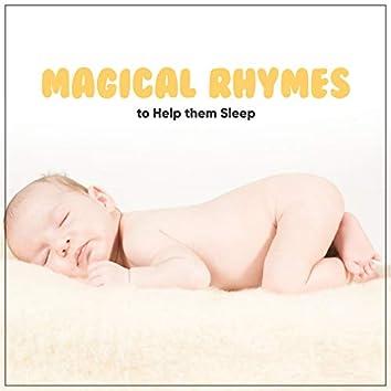 #10 Magical Nursery Rhymes to Help them Sleep