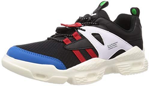 [シュンソク] スニーカー 運動靴 軽量 SL 16~26cm 2E キッズ 男の子 女の子 DSL 0240 マルチ 20 cm