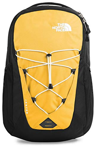 THE NORTH FACE Daypack JESTER TNFYLW/TNFBLACK, Yellow, OS, NF0A3KV7LR0