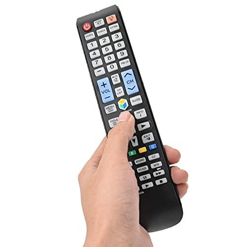 Niiyen Control Remoto Universal, Control Remoto de Smart TV, bajo Consumo de energía, Larga Distancia de transmisión, se Adapta a Samsung Smart TV BN59-01223A