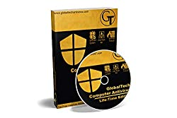 Global Tech Lifetime Antivirus and Internet Security - 1 PC