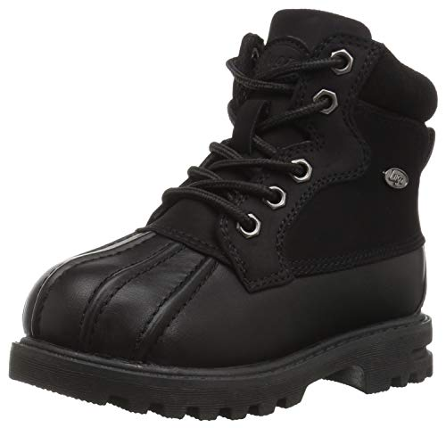 Lugz Baby Mallard Fashion Boot, Black, 7 D US Toddler