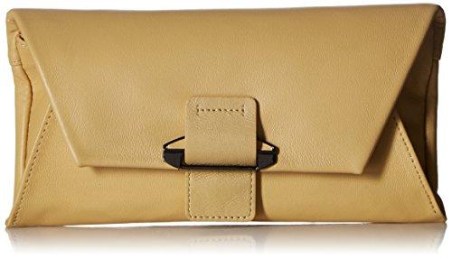 Kooba Handbags Damen Crossbody Wallet Kooba Ruby, Umhängetasche, Geldbörse, Sunset, Einheitsgröße