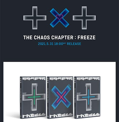TXT-TOMORROW X TOGETHER - THE CHAOS CHAPTER : FREEZE [YOU Ver.] Album...