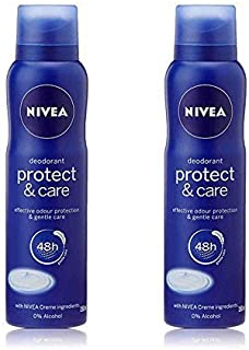 Best nivea silver protect deodorant spray 150ml for men Reviews
