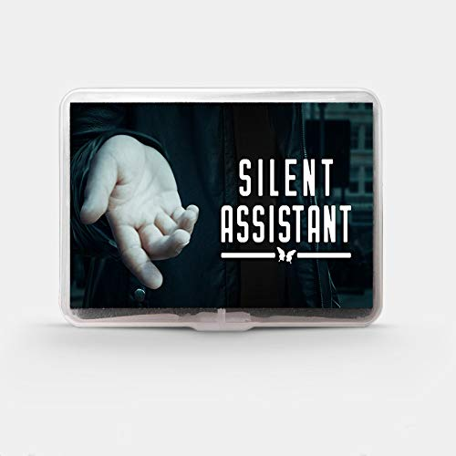 Silent Assistant Magic Tricks PK Ring Function Magic Magician Stage Close Up Street Illusions Accessories Gimmick Prop Mentalism