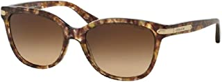 Coach HC8132 Cat Eye Sunglasses For Women+FREE Complimentary Eyewear Care Kit