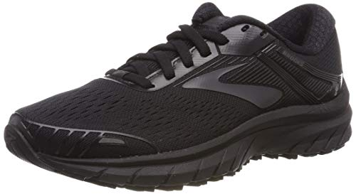 Brooks Women's Adrenaline GTS 18 Black/Black 10 D US