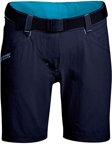 Maier Sports Damen Lulaka Shorts, Night Sky, REG 44