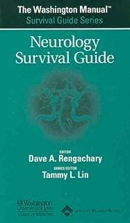The Washington Manual Neurology Survival Guide (The Washington Manual Survival Guide) (The Washington Manual Survival Guide Series) by School of Medicine (2003-09-01)