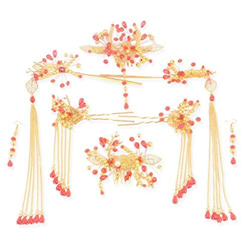 Chinese wedding headdress _image1
