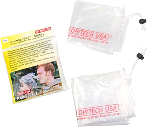 Optech usa 9001108 Protection Anti-Pluie Transparent