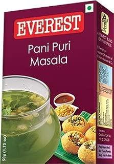 Everest Pani Puri Masala 50gm (Pack of 3)