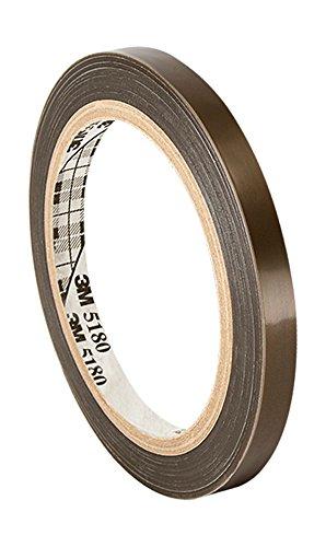Tapecase 54901,2cm x 32,9m grigio PTFE estruso film tape, convertito da 3m, -65a 500gradi F performance temperature, 0cm di spessore