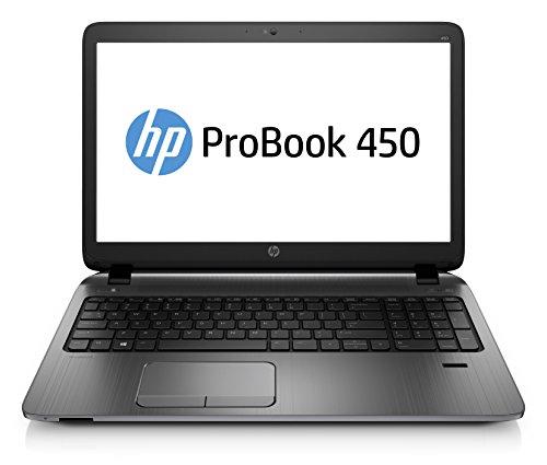 HP ProBook 450 G2 Laptop - 15.6', Intel Core i3-4030U, 4GB RAM, 500GB, DVDRW, Windows 7 Pro