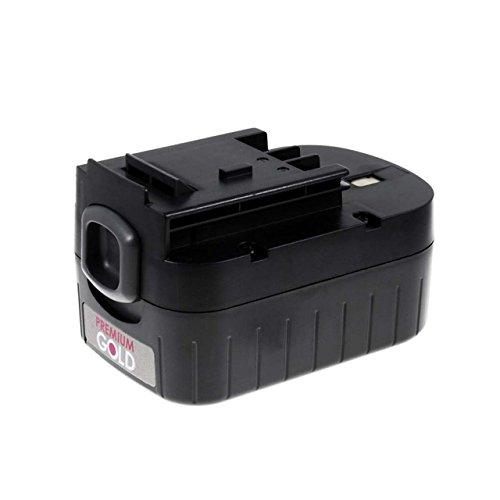 Powery Batería para Black & Decker Multiusos Quattro KC2002FK